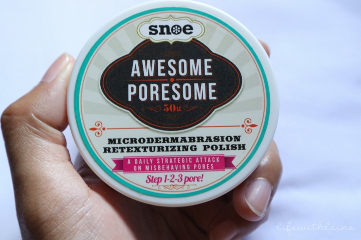 Awesome Poresome Microdermabrasion Retexturizing Polish