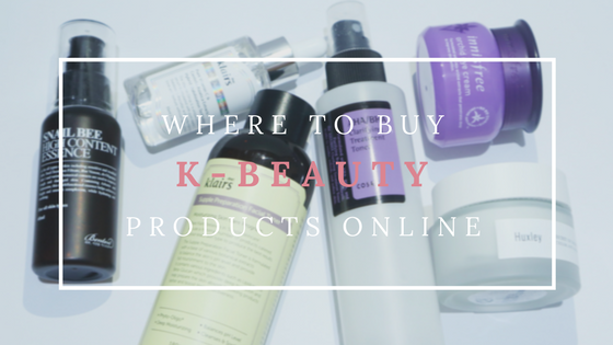 My 5 Go-to Online Shops for All Things K-Beauty + Mini Review