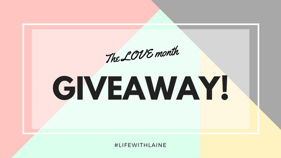 [CLOSED] Celebrating Love Month + Hand Cream Obsession + Giveaway